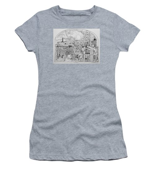 Legends Of Rig Ram Women's T-Shirt (Athletic Fit)