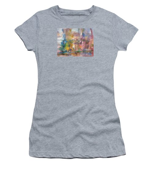 Lemonade From Lemons Women's T-Shirt (Athletic Fit)