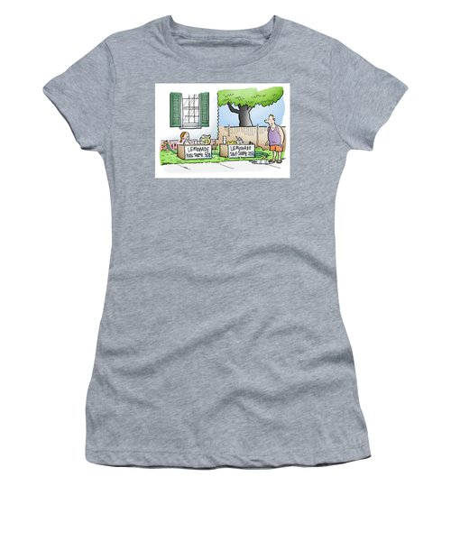 Lemonade Stand Women's T-Shirt