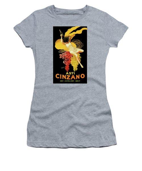 Leonetto Cappiello - Asti Cinzano Women's T-Shirt