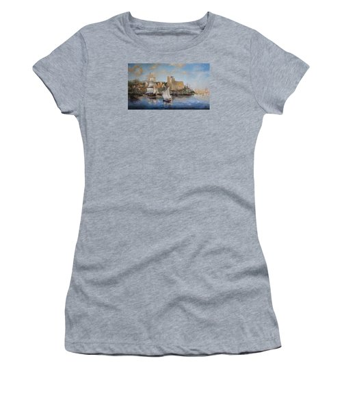 Lerici Women's T-Shirt (Junior Cut) by Vali Irina Ciobanu