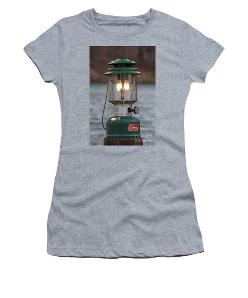 Women's T-Shirt (Junior Cut) featuring the photograph Let There Be Light - D010029 by Daniel Dempster