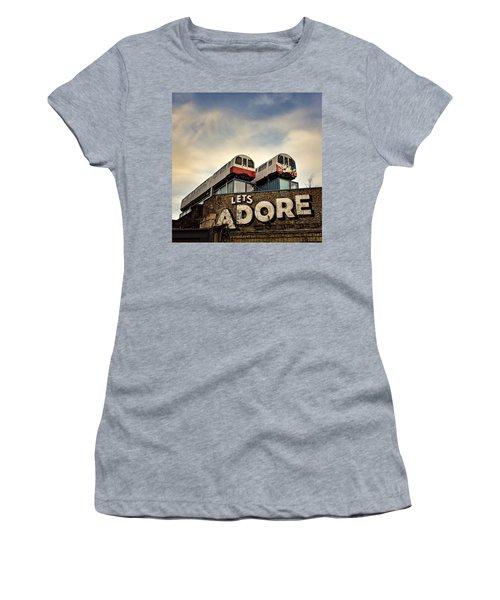 Lets Adore Shoreditch Women's T-Shirt