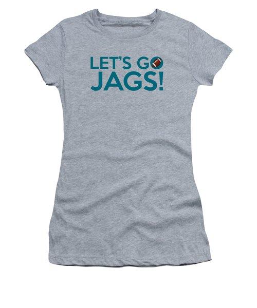 Let's Go Jags Women's T-Shirt