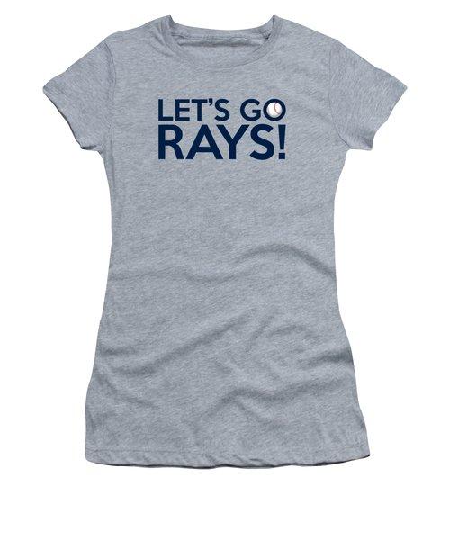 Let's Go Rays Women's T-Shirt