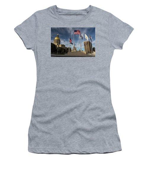 Liberty Plaza Women's T-Shirt