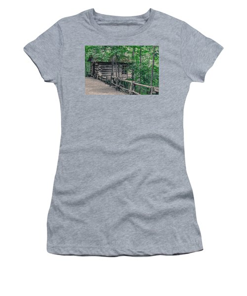 Women's T-Shirt (Junior Cut) featuring the photograph Life In The Ozarks by Annette Hugen