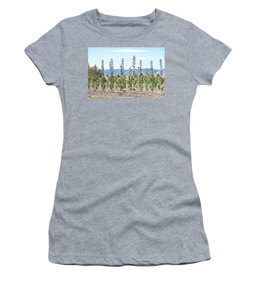Life On A Tree Farm-foothills View #1 Women's T-Shirt
