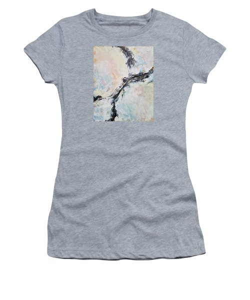 Light Eradicates Darkness Women's T-Shirt (Athletic Fit)