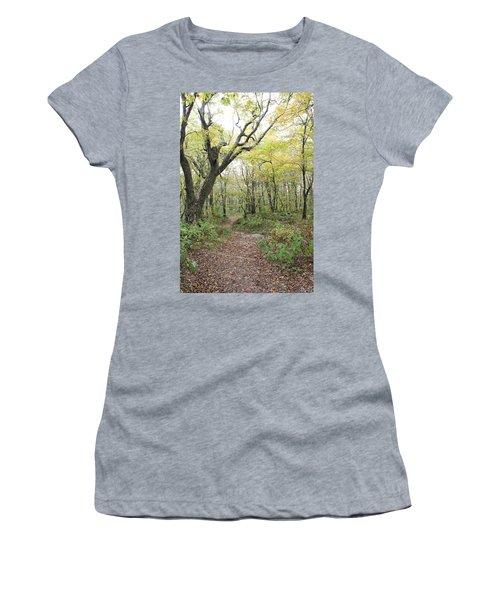 Light On Path Women's T-Shirt