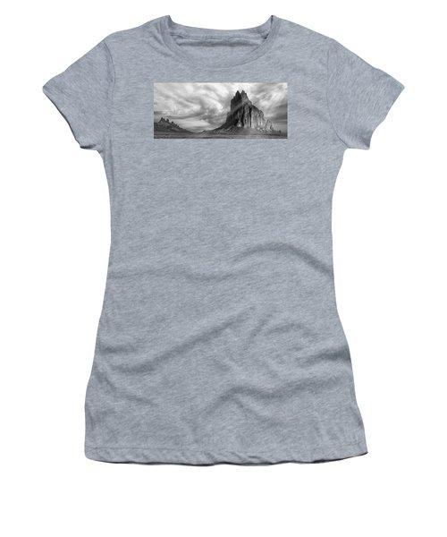 Light On Shiprock Women's T-Shirt