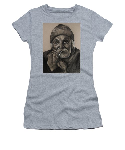 Lighthouse Keeper Women's T-Shirt (Athletic Fit)