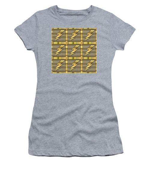 Lightning Bolt Group - Transparent Women's T-Shirt