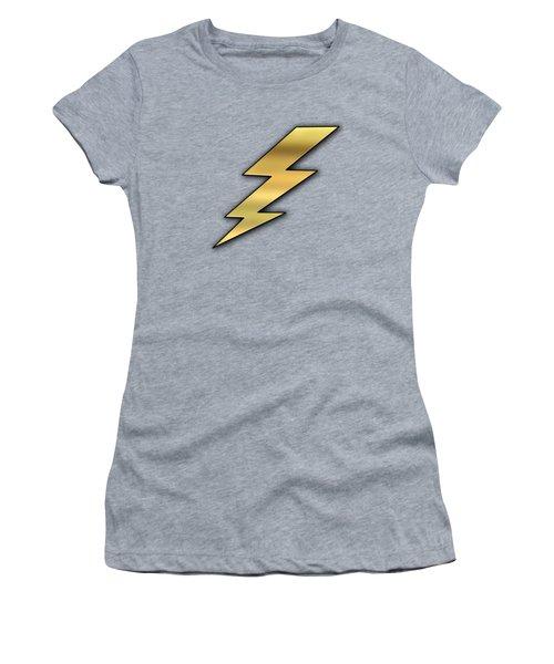 Lightning Transparent Women's T-Shirt