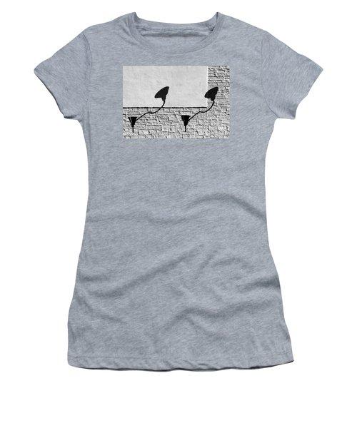 Lights And Texture Women's T-Shirt