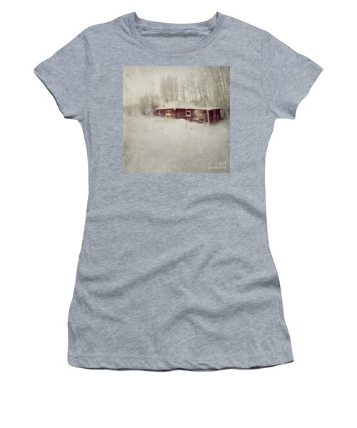 Like A Book With Blank Pages Women's T-Shirt
