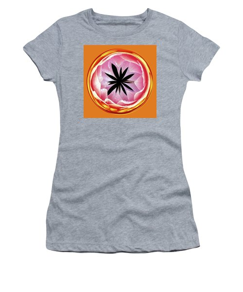 Lily Orb Women's T-Shirt (Athletic Fit)