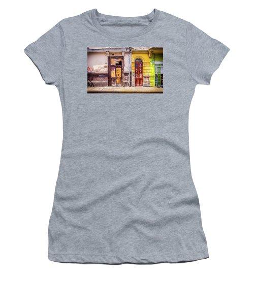 Lima City Doors Women's T-Shirt