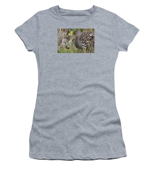 Limpkin, Aramus Guarauna Women's T-Shirt