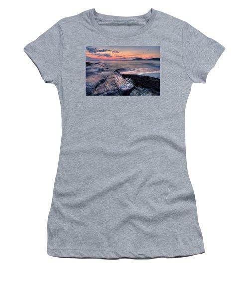 Liquid Lagoon  Women's T-Shirt