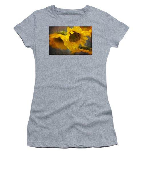 Little Bit Of Sunshine Women's T-Shirt (Athletic Fit)
