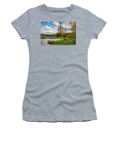 Little Boat Women's T-Shirt