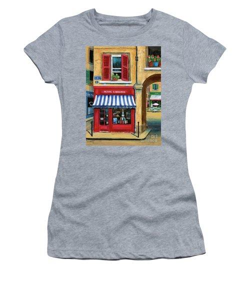 Little French Book Store Women's T-Shirt