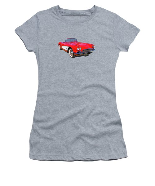 Little Red 61 Women's T-Shirt (Athletic Fit)