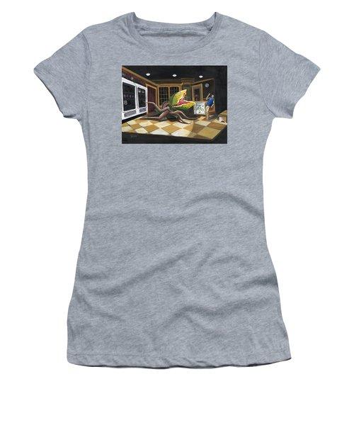 Little Shop Of Horrors Women's T-Shirt (Athletic Fit)