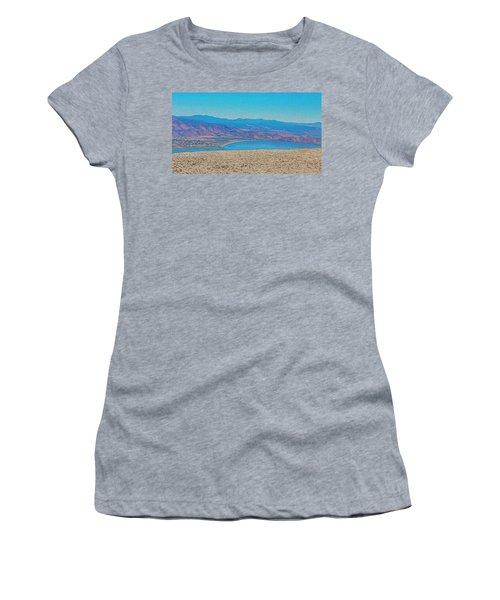 Little Washoe Lake Women's T-Shirt