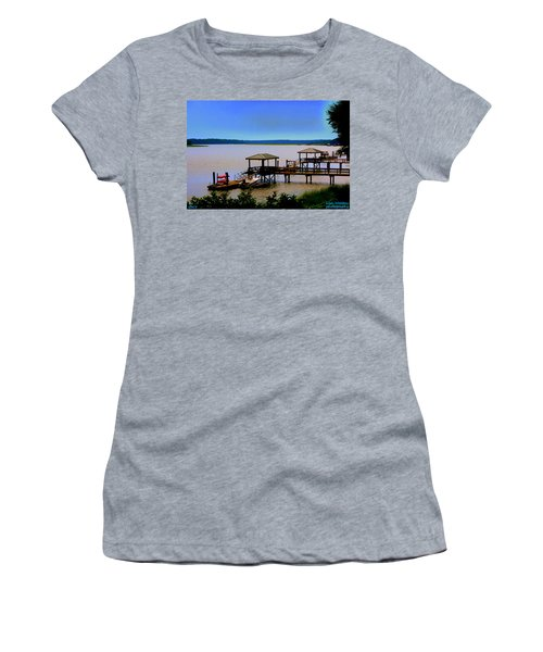 Living In The Lowcountry Women's T-Shirt