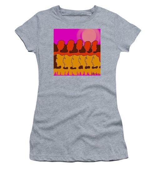 Living Together Women's T-Shirt