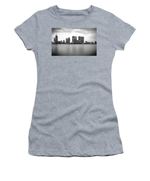 London Docklands Women's T-Shirt (Junior Cut) by Martin Newman