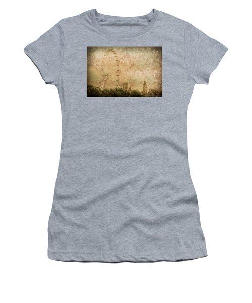 London, England - London Eye Women's T-Shirt