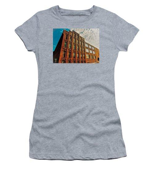 Look Up In The Sky Too Women's T-Shirt