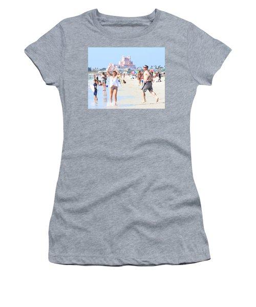 Lost In The Sun Women's T-Shirt