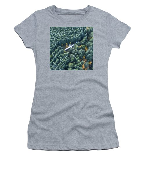 Lost In The Wild Women's T-Shirt