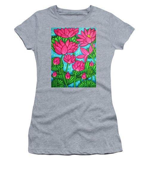 Lotus Bliss Women's T-Shirt