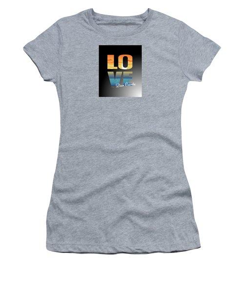 Love Door County Women's T-Shirt