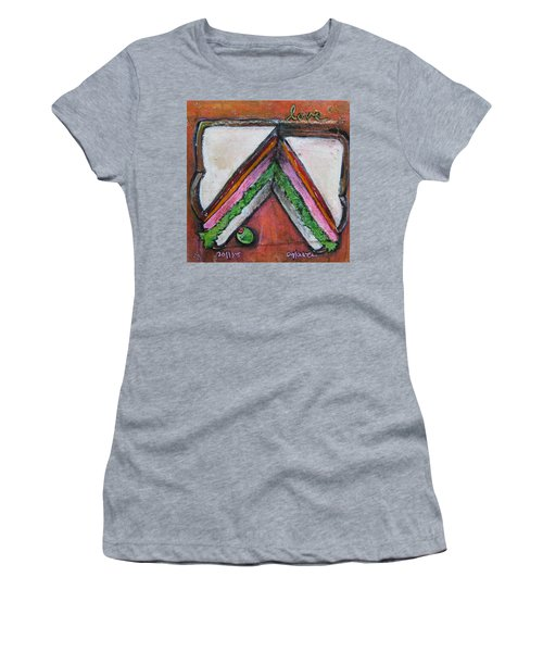 Love For Ham Sandwich Women's T-Shirt