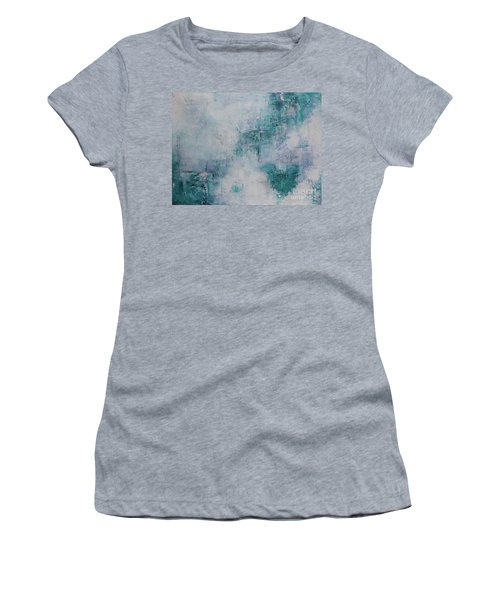 Love In Negative Spaces Women's T-Shirt (Athletic Fit)