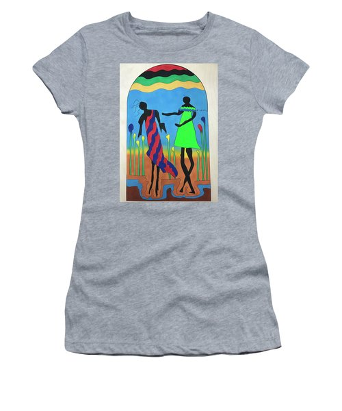 Love In The Reeds Women's T-Shirt