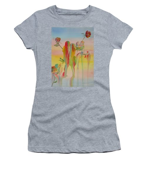 Love Is Eternal Women's T-Shirt (Athletic Fit)