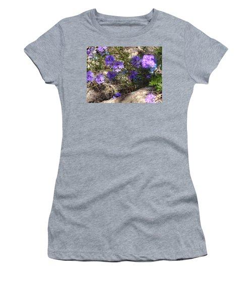 Lovely Lavender Women's T-Shirt (Athletic Fit)