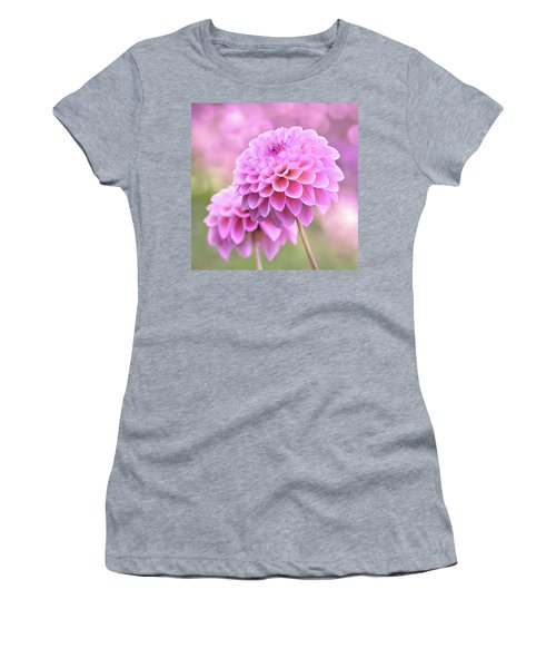 Women's T-Shirt (Athletic Fit) featuring the photograph Lovestruck Romeo by John Poon