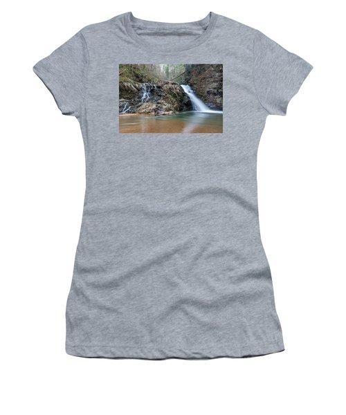 Lower Brasstown Falls Women's T-Shirt