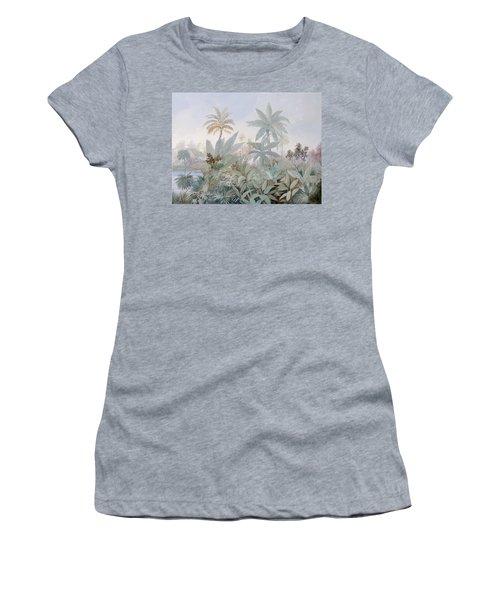 Luce Nella Nebbia Women's T-Shirt