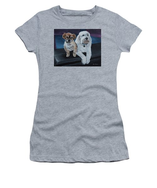 Lucy And Colby Women's T-Shirt