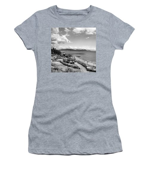 Lyme Regis And Lyme Bay, Dorset Women's T-Shirt