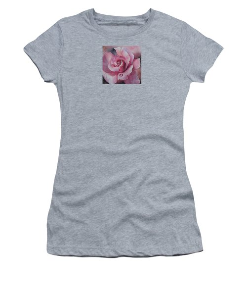 Lyndys Rose Women's T-Shirt (Athletic Fit)